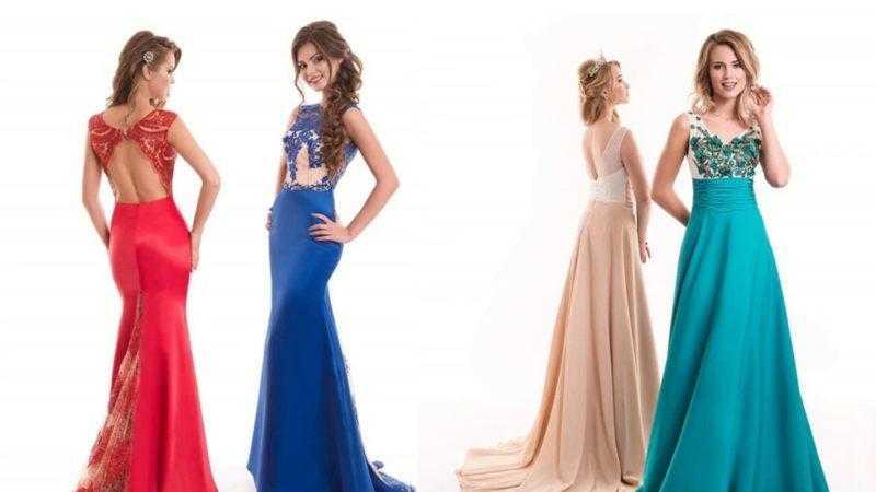 Выбрать платье на выпускной балл