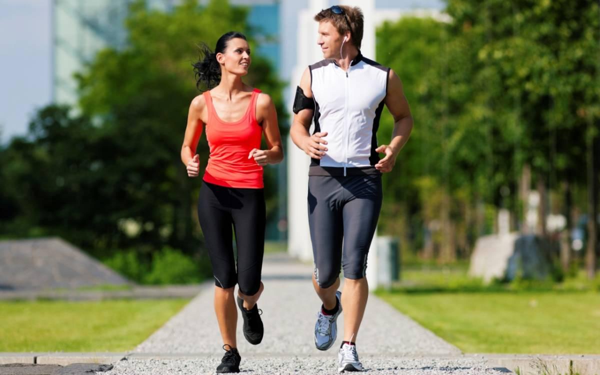 Бег полезен для здоровья