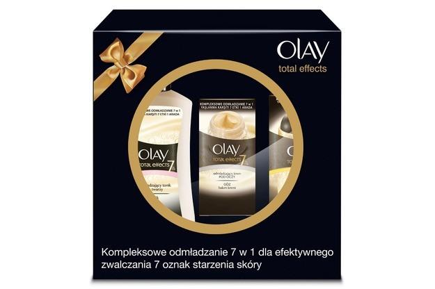 Новогодний подарок Olay