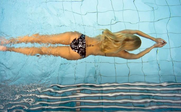 Плавать чтобы похудеть