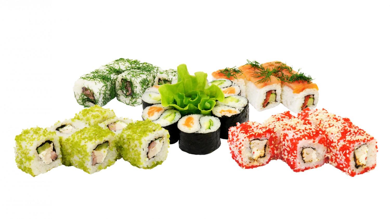 Полезные суши