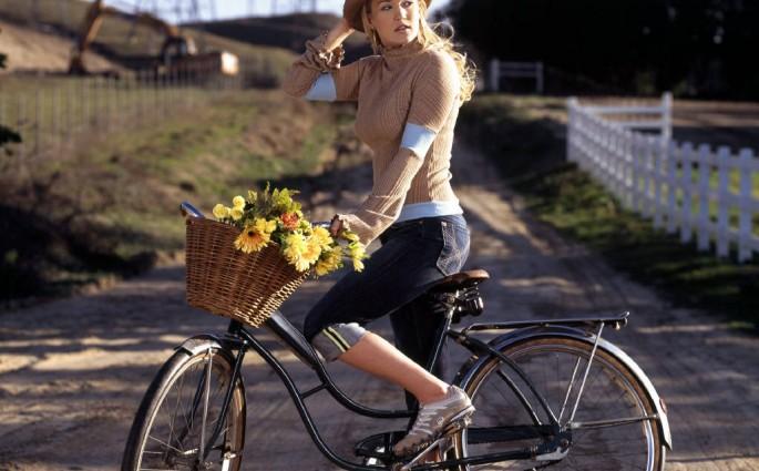 Велосипед упрепляет здоровье
