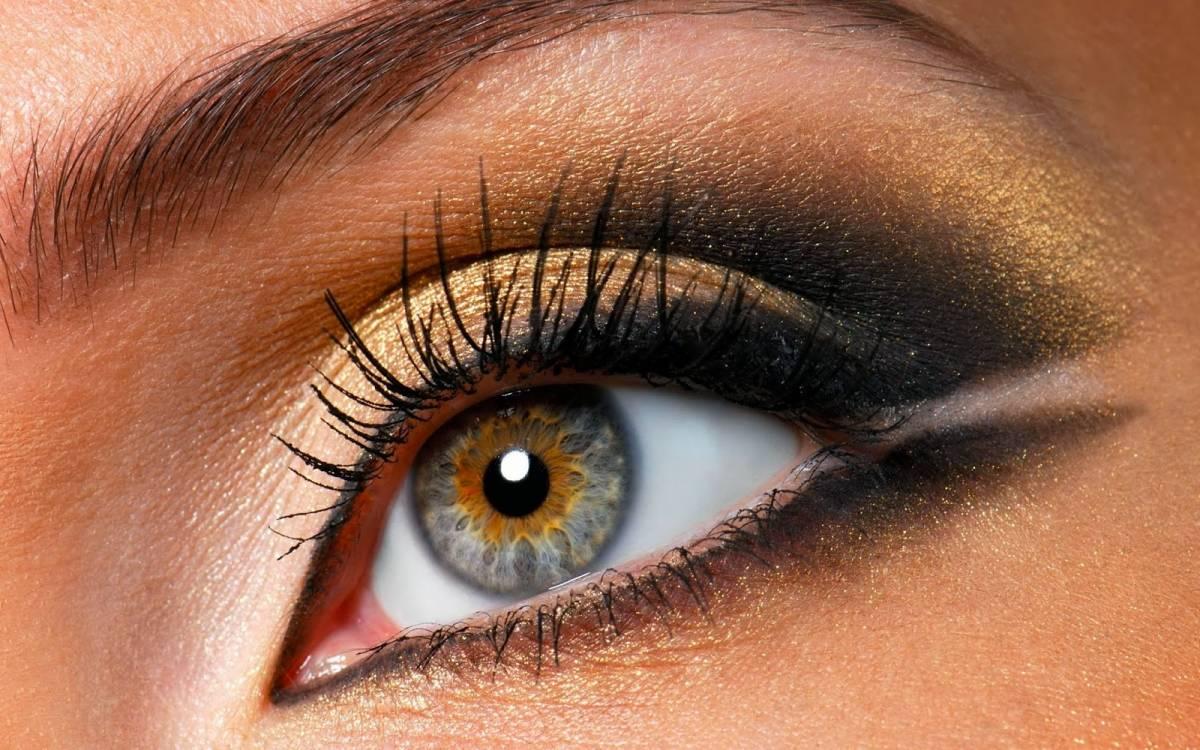 Eye makeup photos